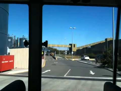 Port of Brisbane tour Part 1