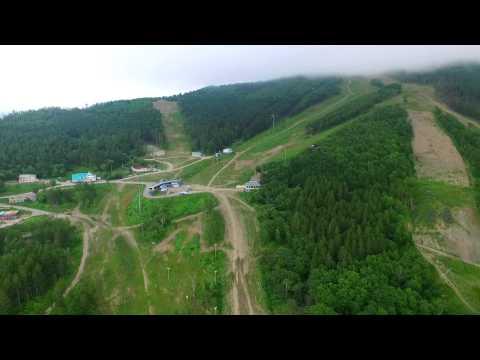 Сахалин.Южно-Сахалинск.Горный воздух.Фантом-3