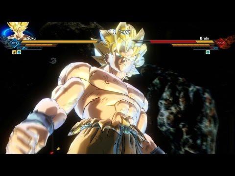 Dragon Ball Xenoverse 2 | Goku vs. Broly