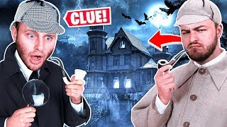 TRYING to CATCH a Murderer w/ SSUNDEE (Clue)
