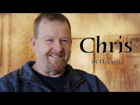 Iceland   Influence Living Interview   CHRIS