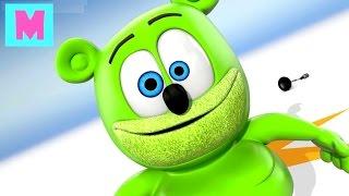 Gummy Bear Мишка Гумми Бер на русском Gummy Bear все новые серии подряд Гумми Гумми MultTV