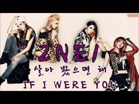 2NE1 - If I Were You (살아 봤으면 해) 3D Audio