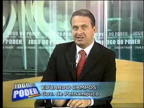 Jogo do Poder Paraná: Eduardo Campos (2010-12-08)