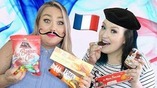 On goûte à des snacks français! 🇨🇵 |  2FILLESORDINAIRES