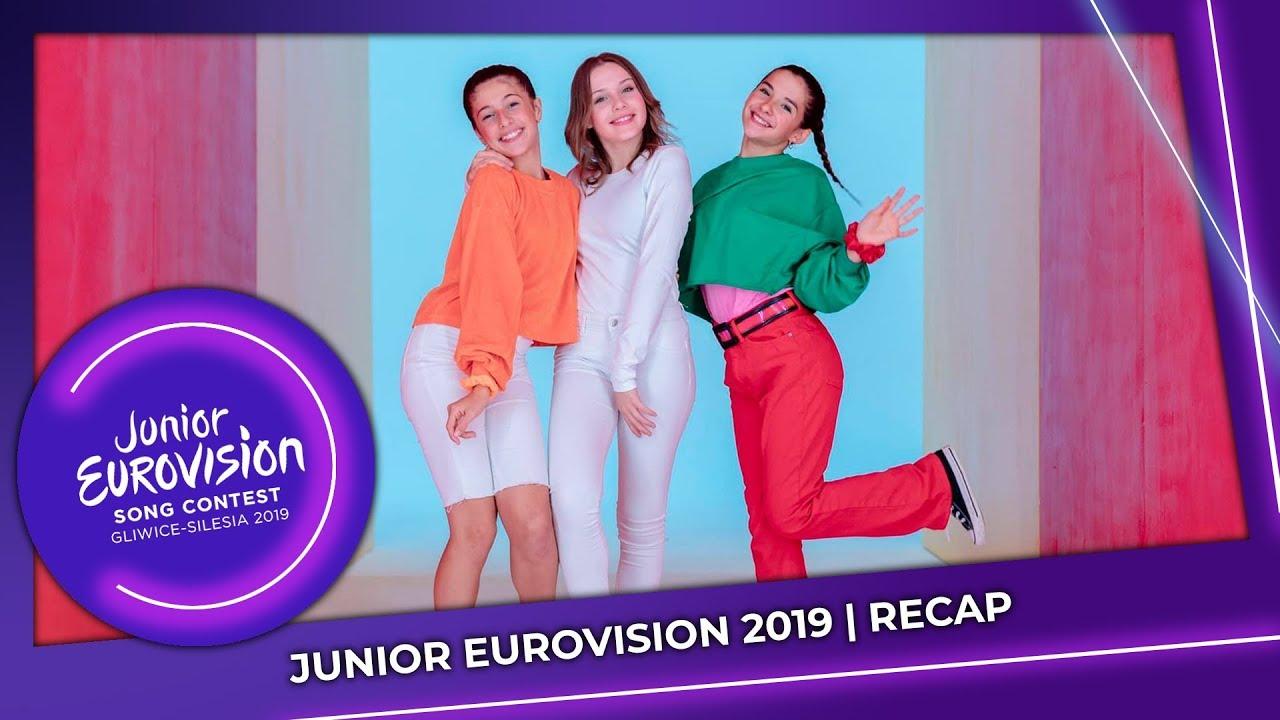 Junior Eurovision 2019 | RECAP