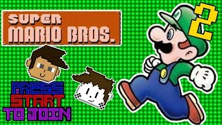 """Super Mario Bros.: """"Pro"""" Gamers #2 - Press Start To Join"""