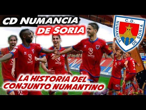 CD NUMANCIA DE SORIA - La Historia del conjunto Numantino - Clubes del Mundo (España)