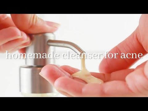 hqdefault - Homemade Face Cleanser For Acne Prone Skin