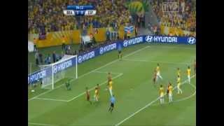 Puchar Konfederacji: Skrót Finału: Brazylia - Hiszpania (3:0) PL {FootballLegendTV}
