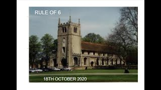 October service rule of 6