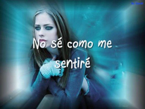 Avril Lavigne - Tomorrow (Subtitulado español)