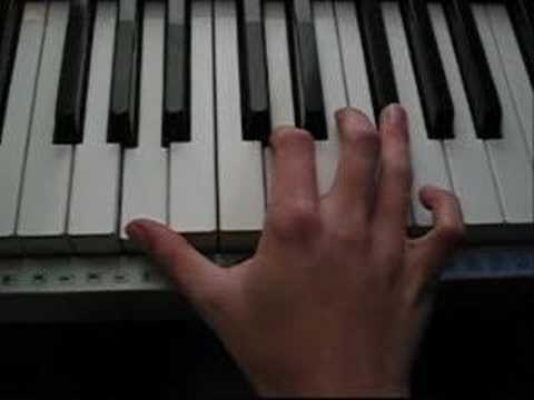 Piano tutorial // Green Day- Holiday
