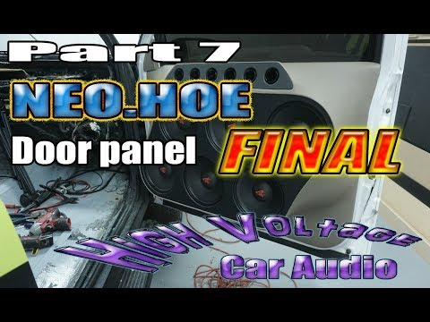 PART 7 - TAHOE NEO.HOE PROJECT REBUILD-DOOR PANELS - FINAL