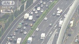 GWの渋滞予測は発表せず 外出自粛で「予測困難」(20/04/24)