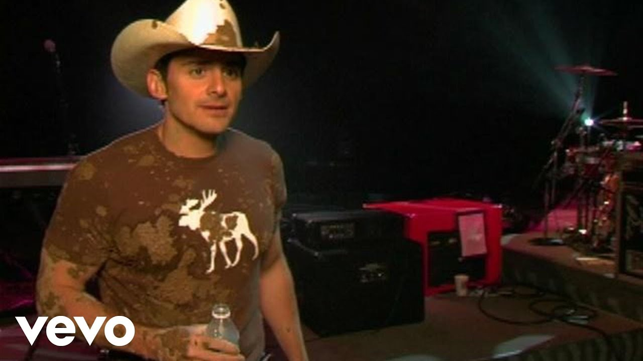 Brad Paisley song over online dating