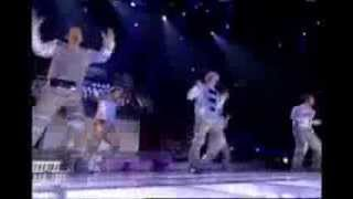 NSYNC DIGITAL GET DOWN LIVE FROM MADISON SQUARE GARDEN