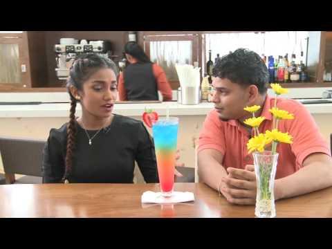 Refreshing Cocktails - Caribbean Breeze & El Dorado