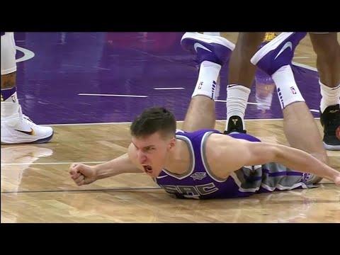Bogdan Bogdanovic'in 21 sayı, 6 rbd, 4 asistlik Los Angeles Lakers maçı performansı 🔥