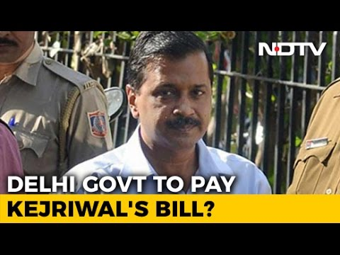Arvind Kejriwal Wants Delhi Government To Pay His 3.8 Crore Legal Bill