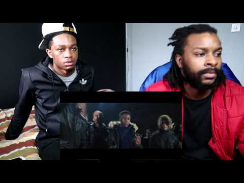 Young T & Bugsey ft. Belly Squad - Gangland [Music Video] | Reaction
