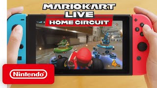 Mario Kart Live: Home Circuit  Overview Trailer  Nintendo Switch