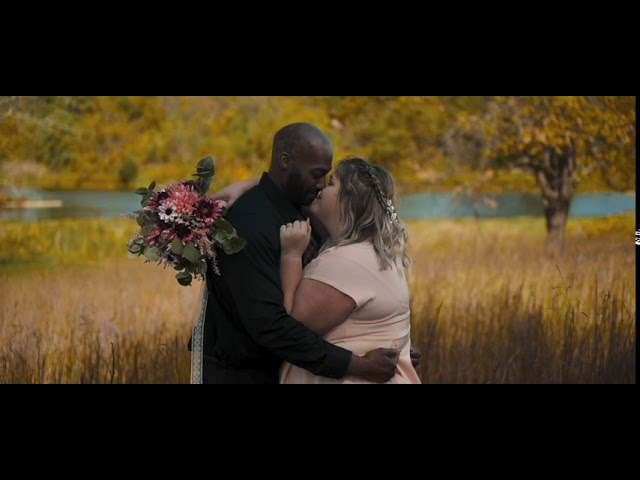 Jessilynn & David Griffith - Fall Wedding
