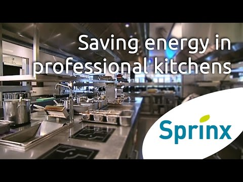 Saving energy in kitchen ventilation systems | Cheetah Energy Control