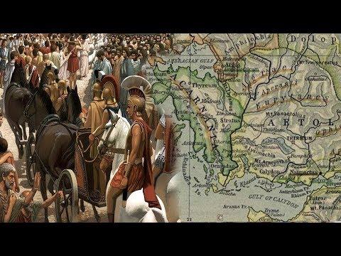 Ancient Greek Wars - The Peloponnesian War