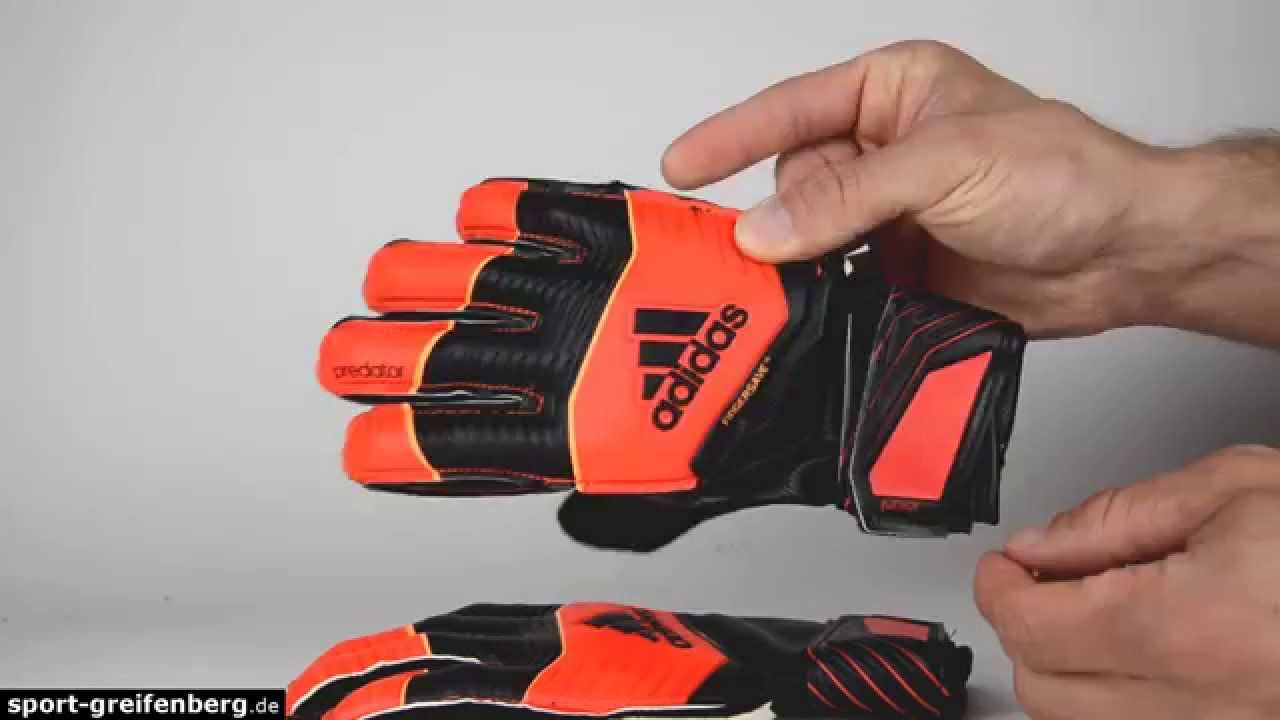 online store fantastic savings shopping Adidas Predator Fingersave Junior 2014/2015 - Kinder