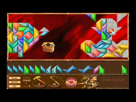 Magic Inlay Game Play Fantasy Valley-(Level 3)