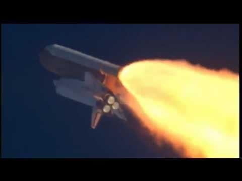 Tribute: Space Shuttle Program's 'Go at throttle up'