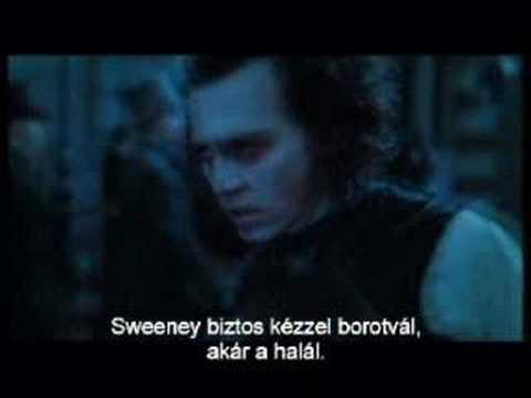Sweeney Todd - A Fleet Street démoni borbélya Bemutató
