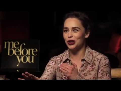 Emilia Clarke Interview: ME BEFORE YOU