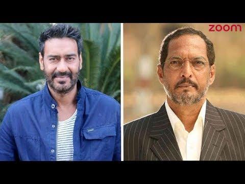Ajay Devgn Makes Nana Patekar Upset | Bollywood News
