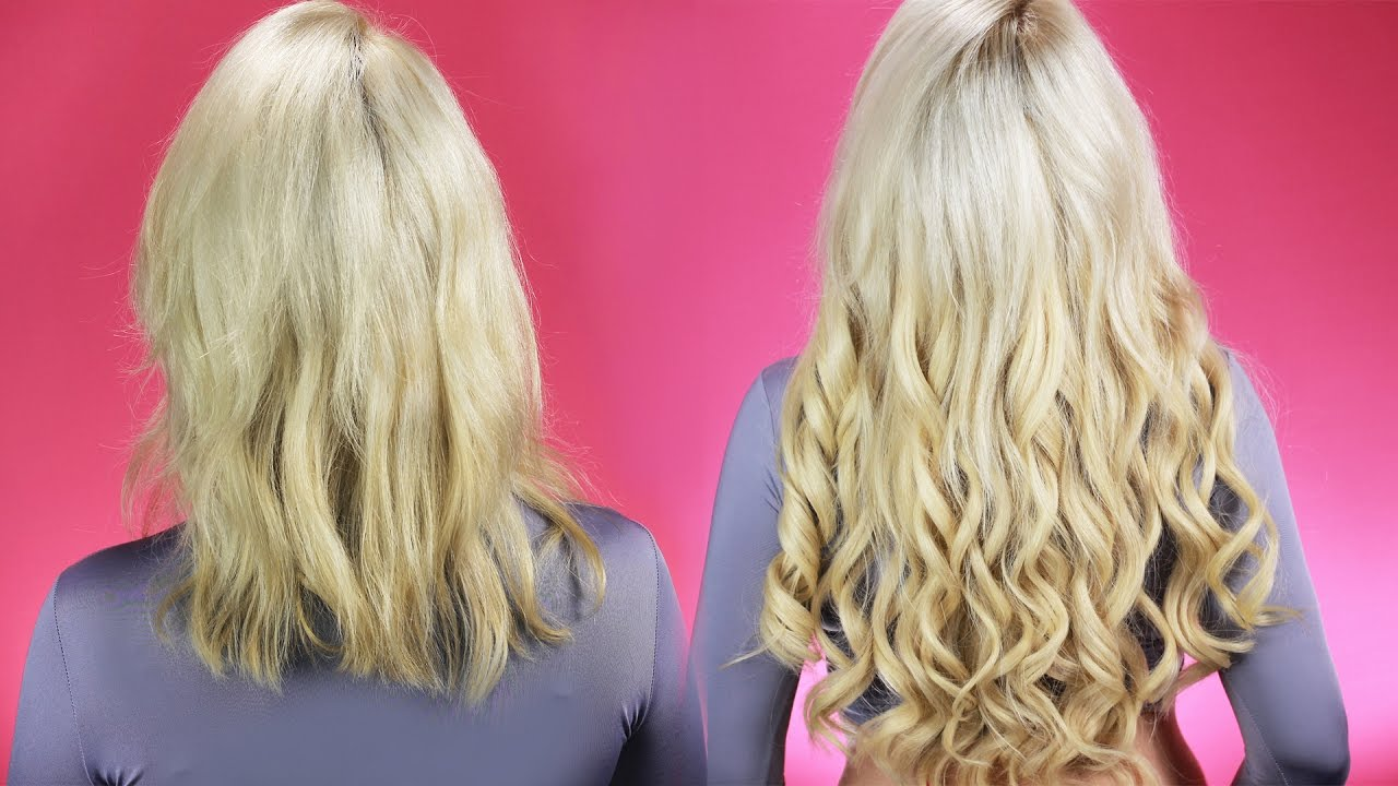 How To Clip In Extensions Step By Step Tutorial Bombay Hair
