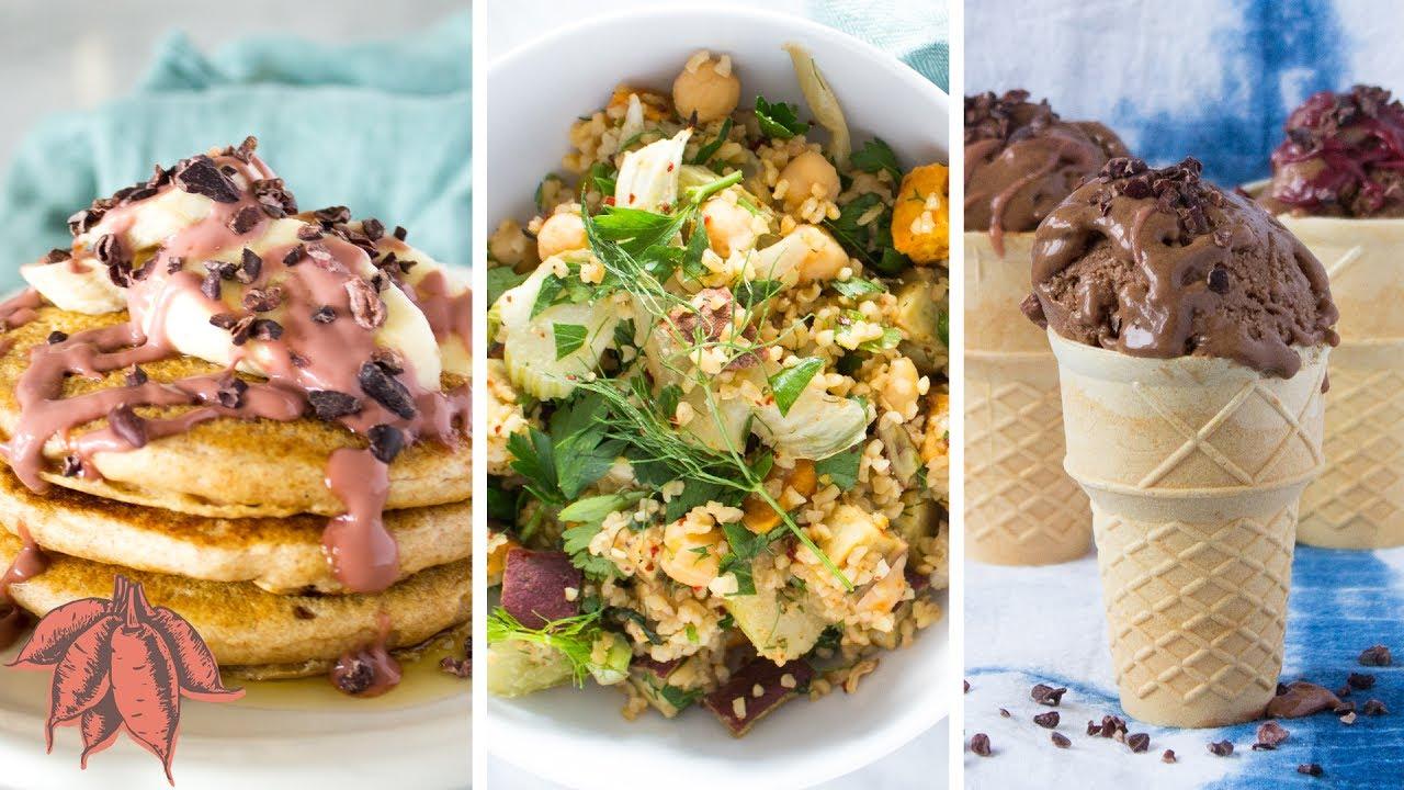 Easy & Delicious Vegan Recipes