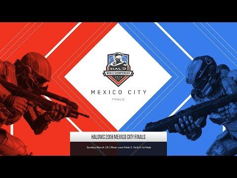 HaloWC 2018 Mexico City Finals – Championship Sunday