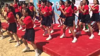 動感校園「我勁優秀」- 香港沙灘節2014沙灘節開幕表演