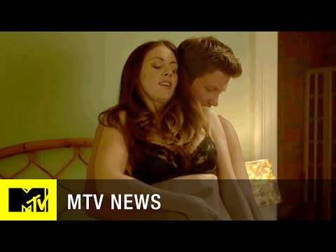 Sex Secrets from Alison Brie & Jason Sudeikis | 'Sleeping with Other People' Interview | MTV News
