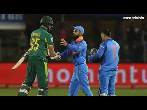 India cricket team makes history in South Africa | Cricinfo | ESPN