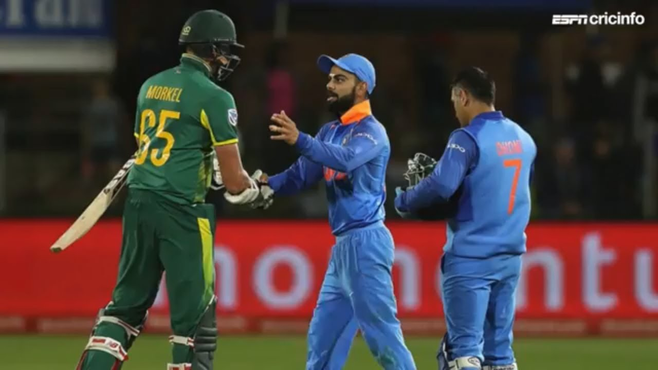 India Cricket Team Makes History In South Africa Cricinfo Espn