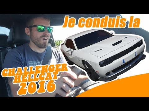 707 CHEVAUX EST-CE ASSEZ?! - Dodge Challenger Hellcat 2016