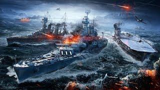 World of Warships-Боевые Задачи.