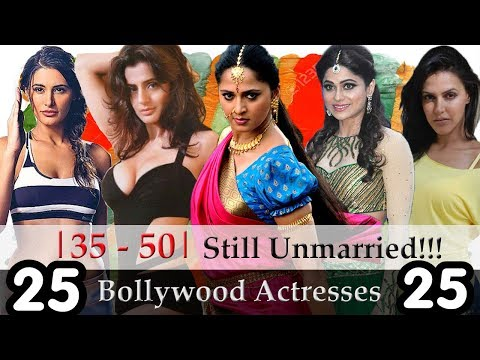 Unmarried Bollywood Actress - 25 Unmarried...
