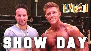 Steve Cook & Courtney King Compete in Hawaii | SHOW DAY