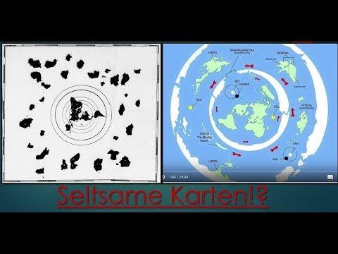 Erde Karte Rund.Flache Erde Seltsame Karten