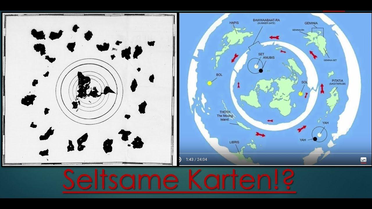 Flache Erde Karte Kaufen.Flache Erde Seltsame Karten