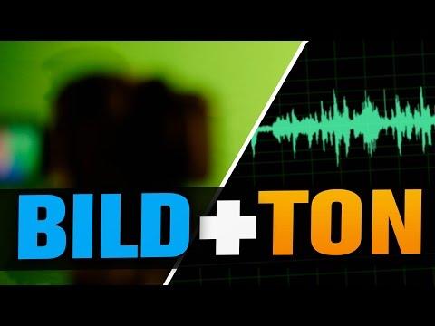 Bild und Ton synchronisieren - Video und Audio zusammenfügen (Tutorial)