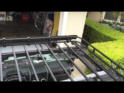 Garvin Wilderness Expedition Roof Rack Review
